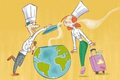 Le Candide - Le cucine del mondo a Terra Madre Salone del ...