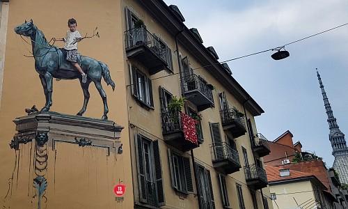 Lavazza vince il premio RES PUBLICA per il progetto di street art TOWARD 2030 What Are You Doing