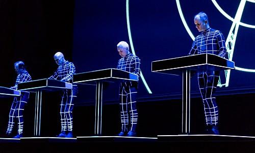 Di Florian, dei Kraftwerk e della musica elettronica