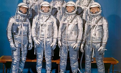 Base Luna - Il programma Mercury